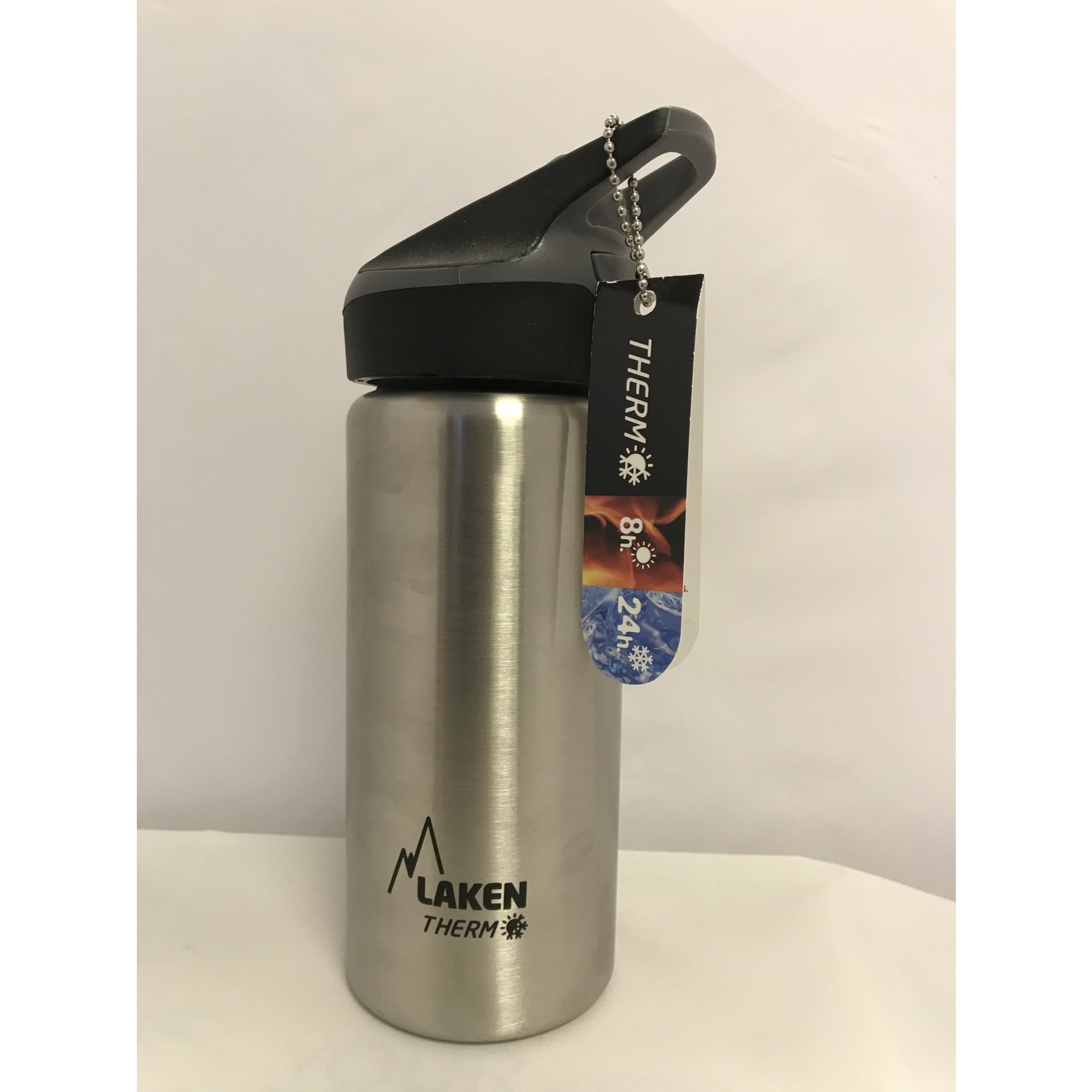 Laken Laken S/S Thermo Bottle-Silver 500Ml