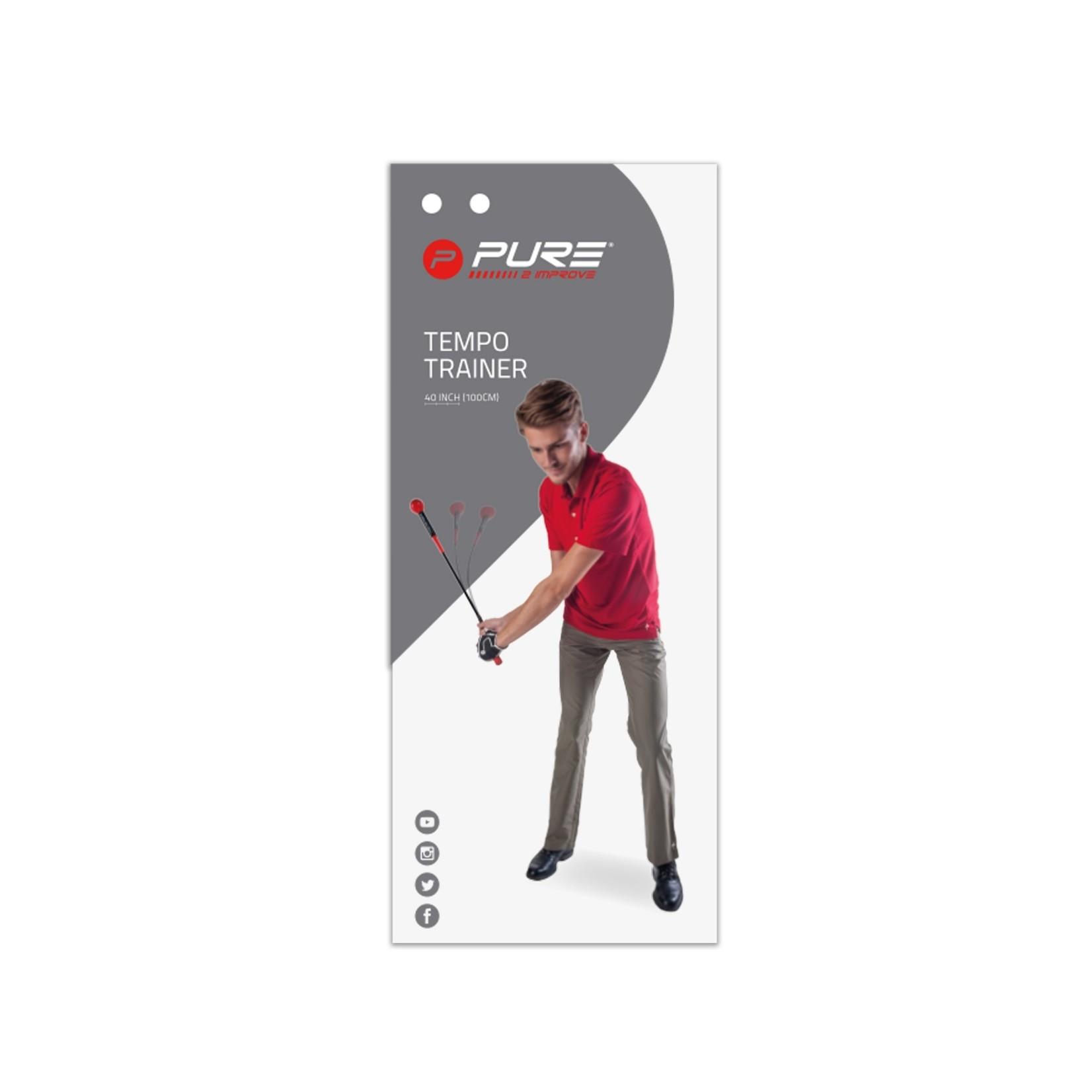 """Pure 2 Improve Pure2Improve Tempo Trainer 40"""""""