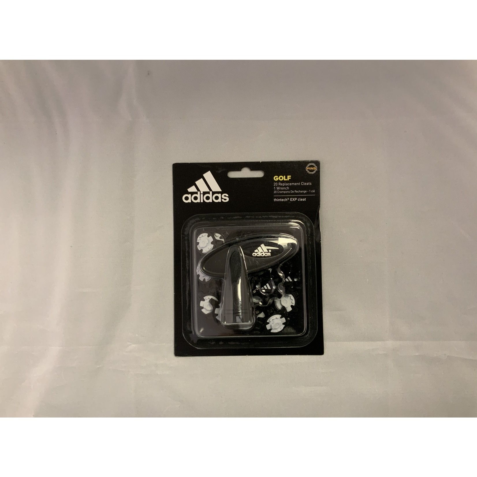Adidas Adidas Softspikes PINS Black