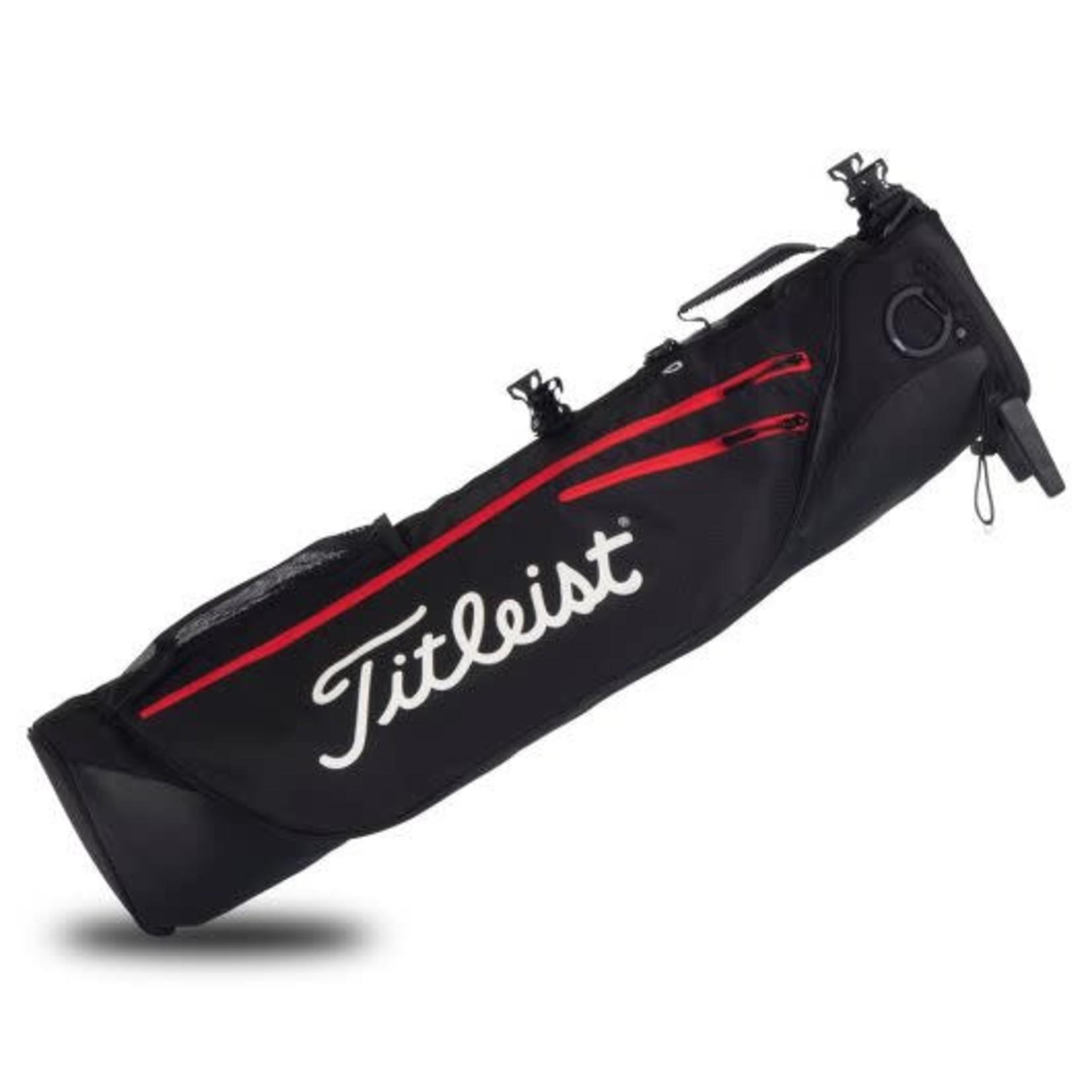 Titleist Titleist Carry Pencil Bag zwart