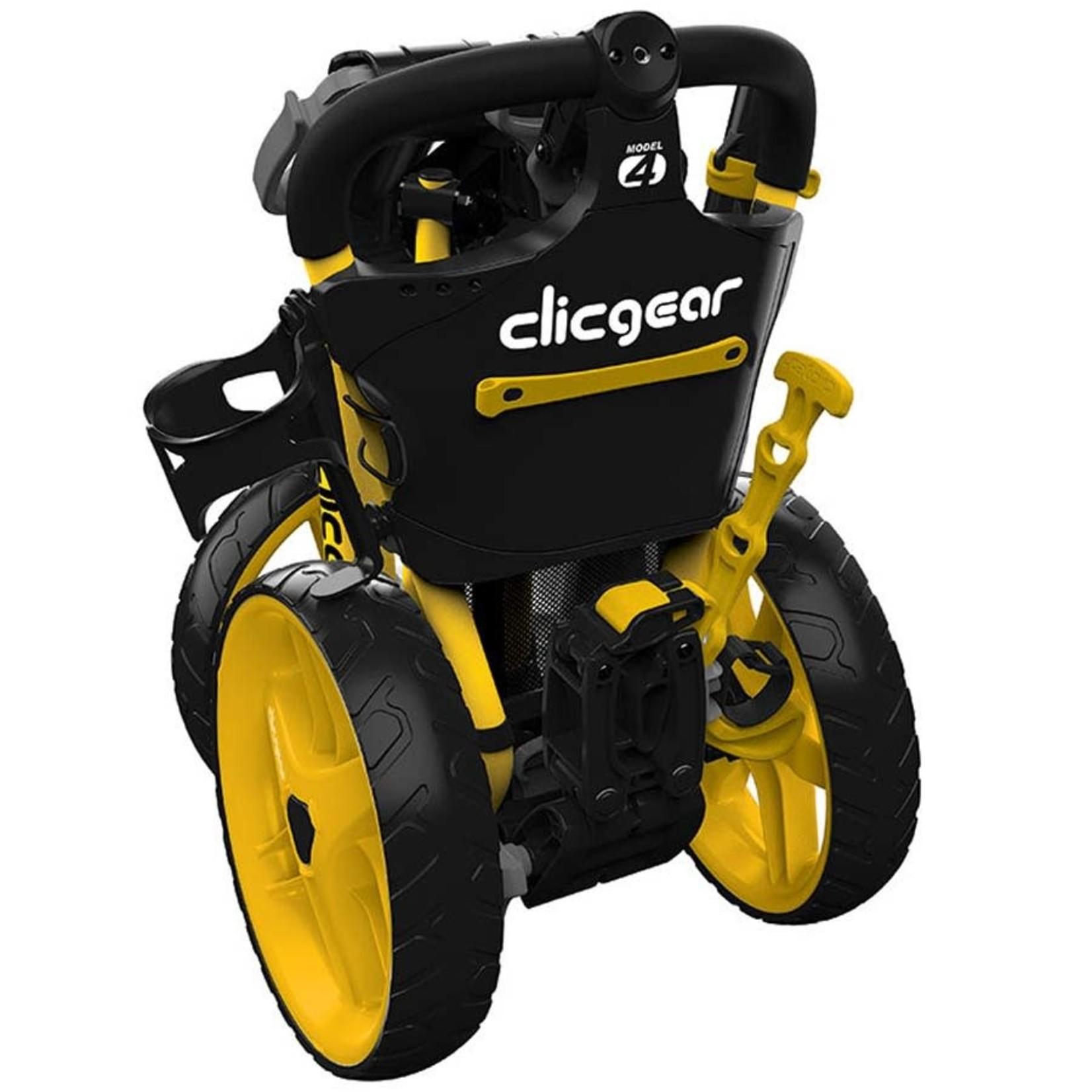 ClicGear ClicGear Model 4.0 Matt Yellow