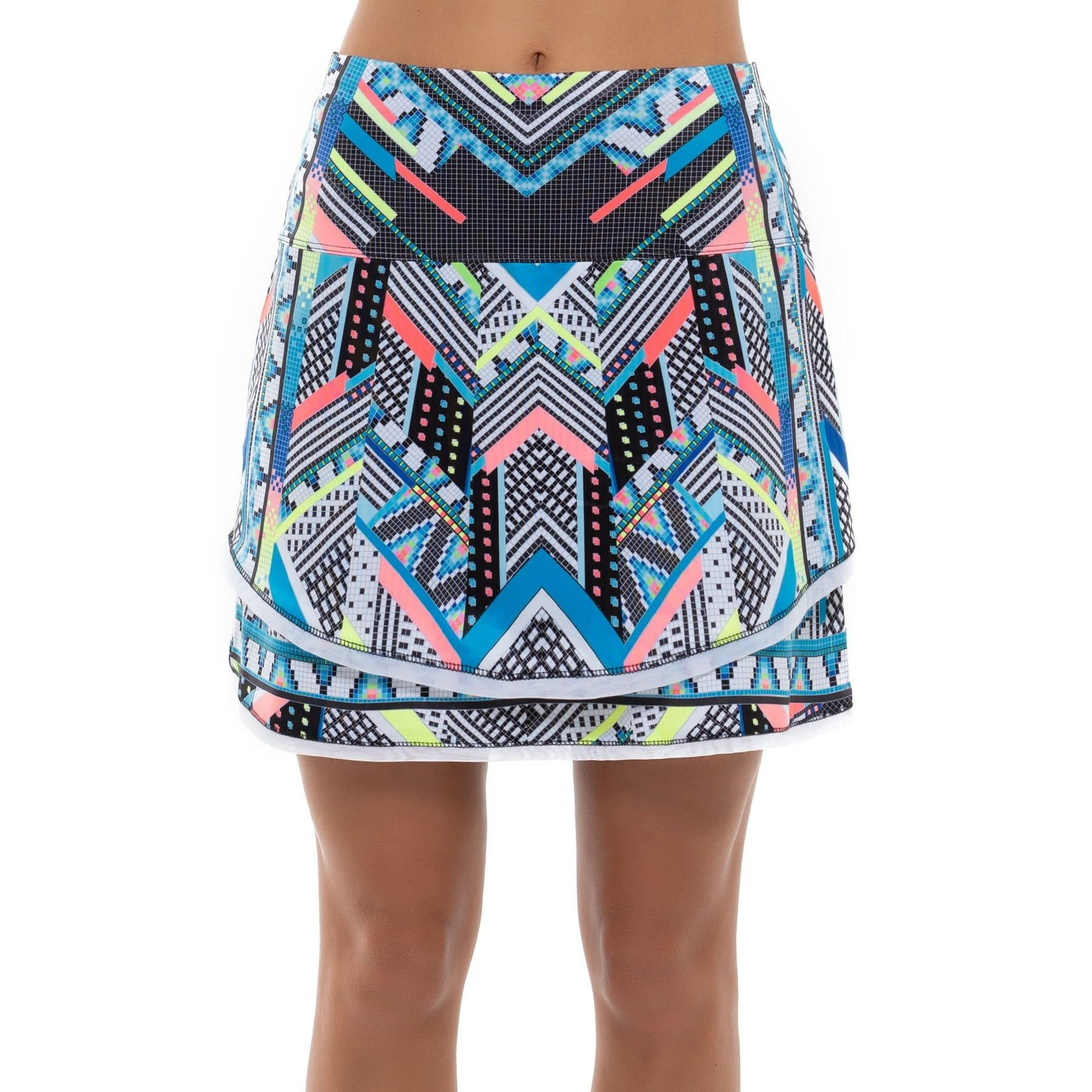 Lucky in Love Lucky in Love Square Are You Skort-Long