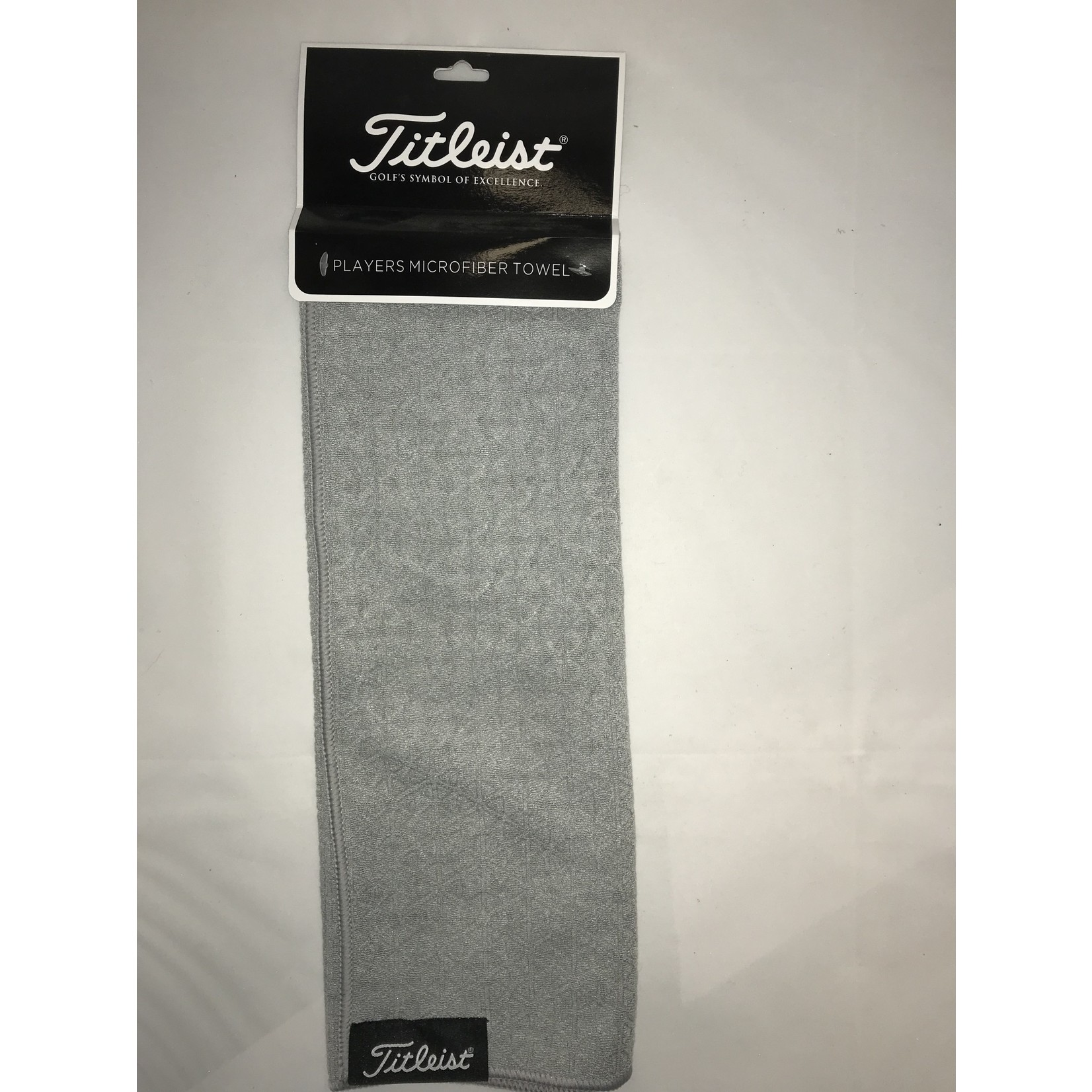 Titleist Titleist Players Microfiber Towel grijs
