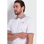 Calvin Klein Calvin Klein Snead Polo WHITE POWER