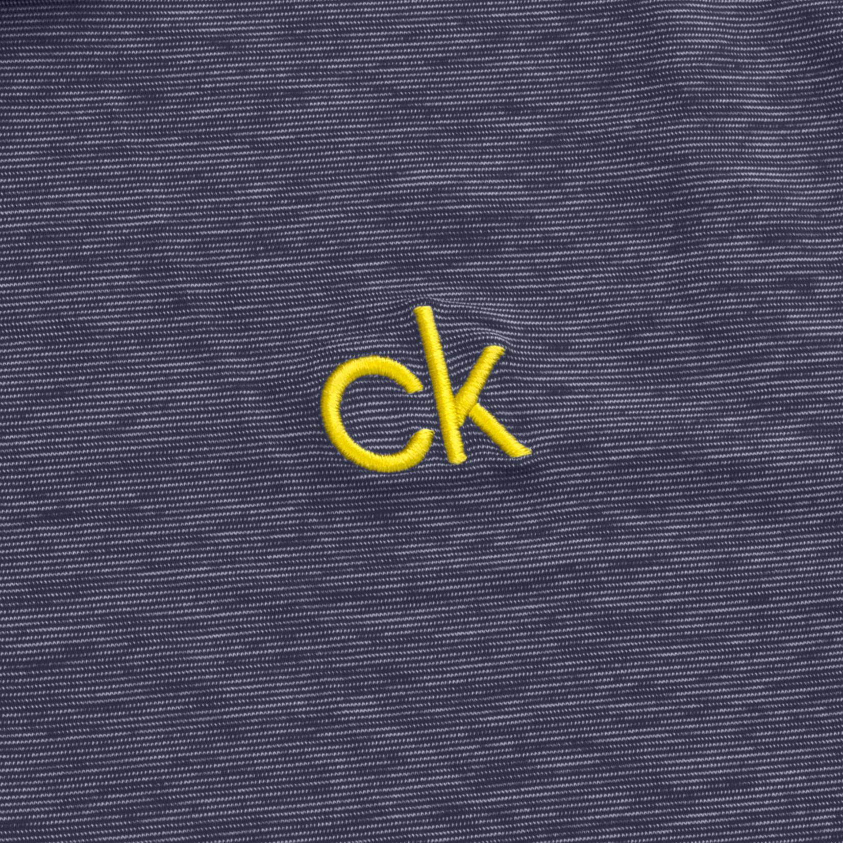 Calvin Klein Calvin Klein Casper Polo NAVY MARL