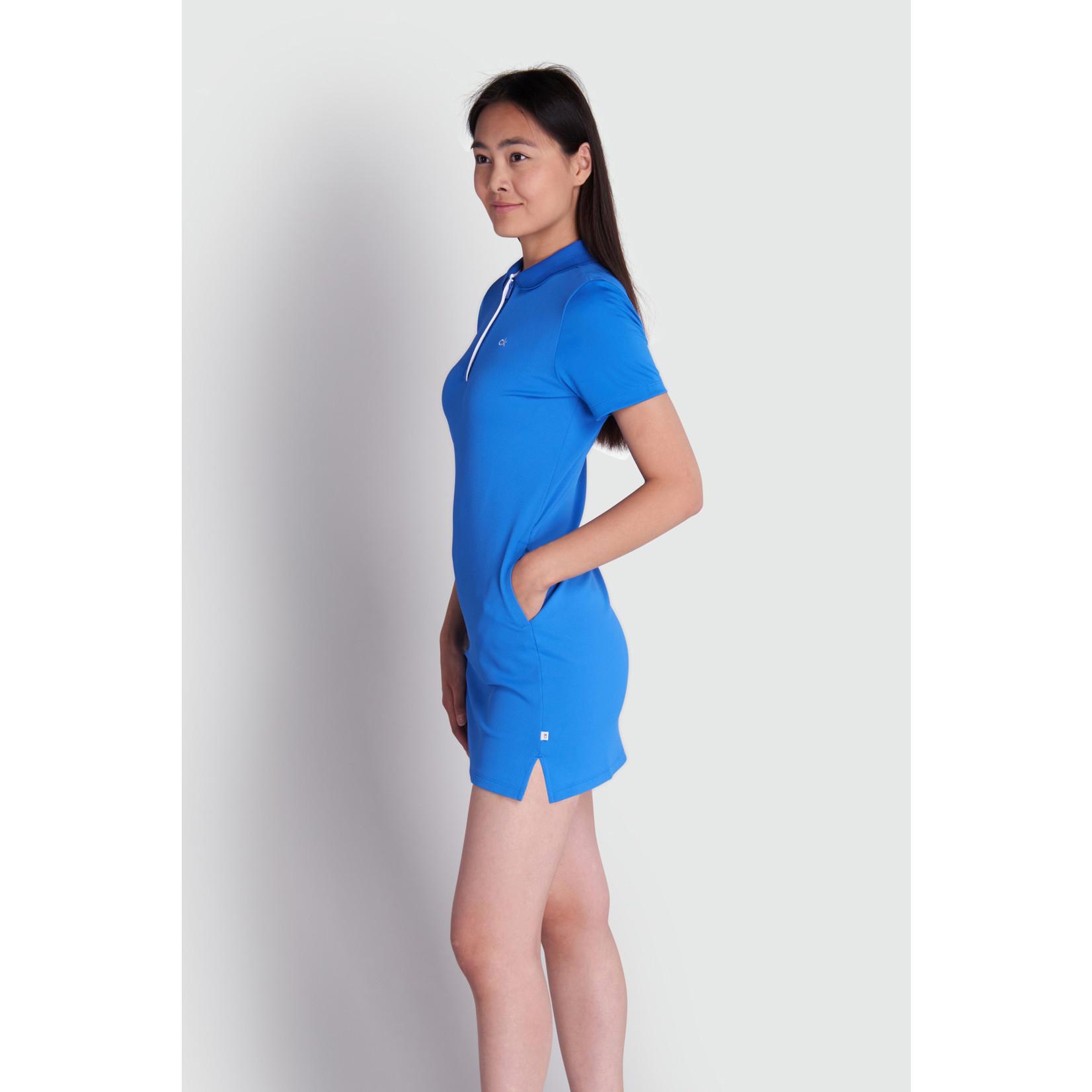 Calvin Klein Calvin Klein Eden Dress YALE BLUE