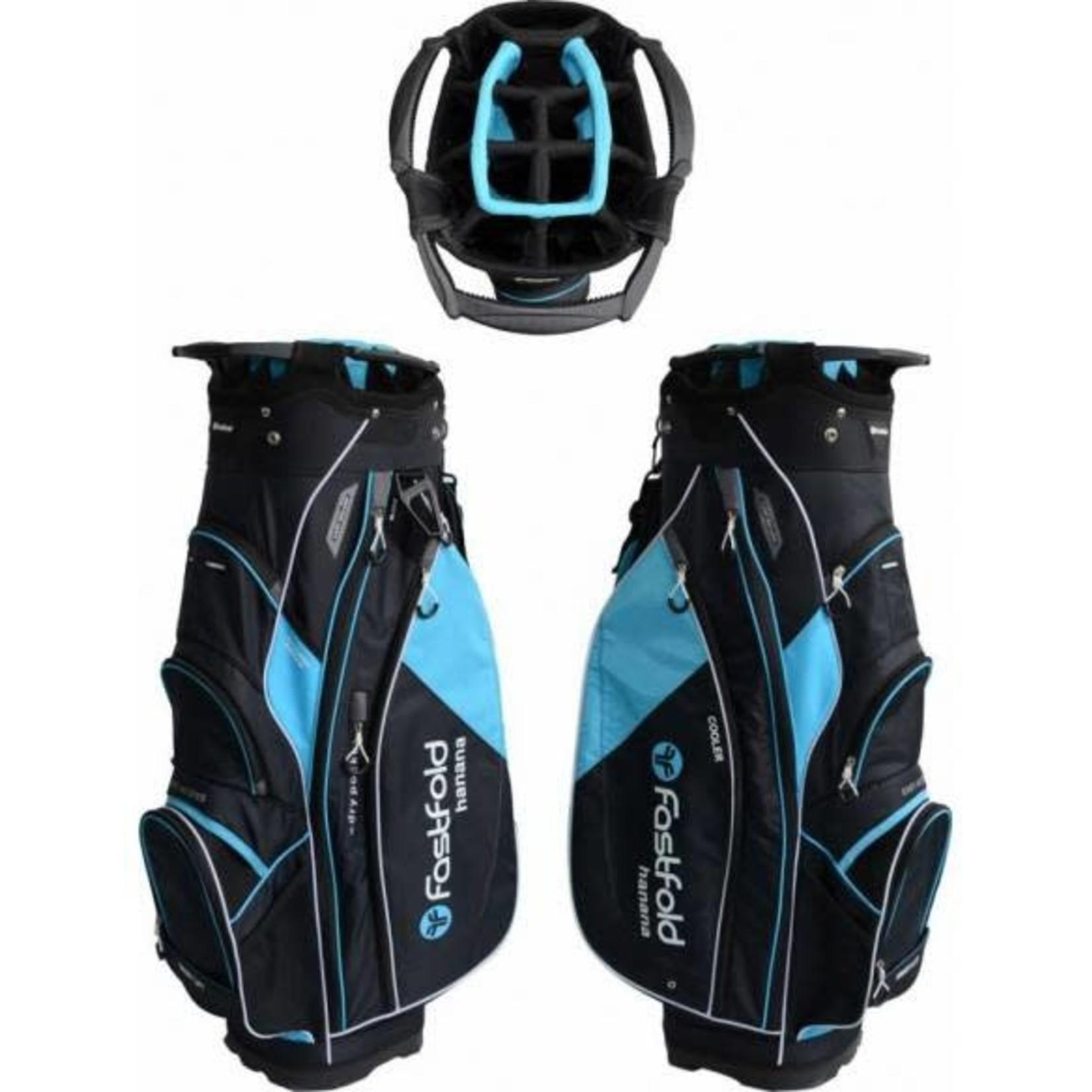 FastFold Hanana Cartbag black/blue