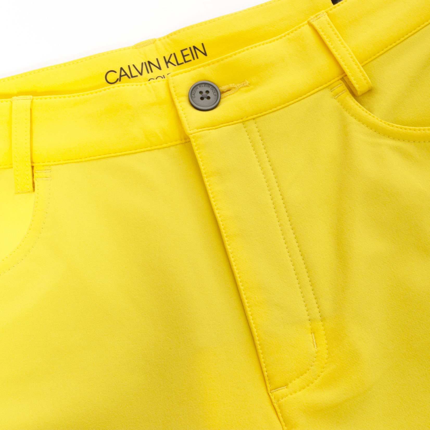 Calvin Klein Calvin Klein Genius 4-Way Stretch Short SOLAR