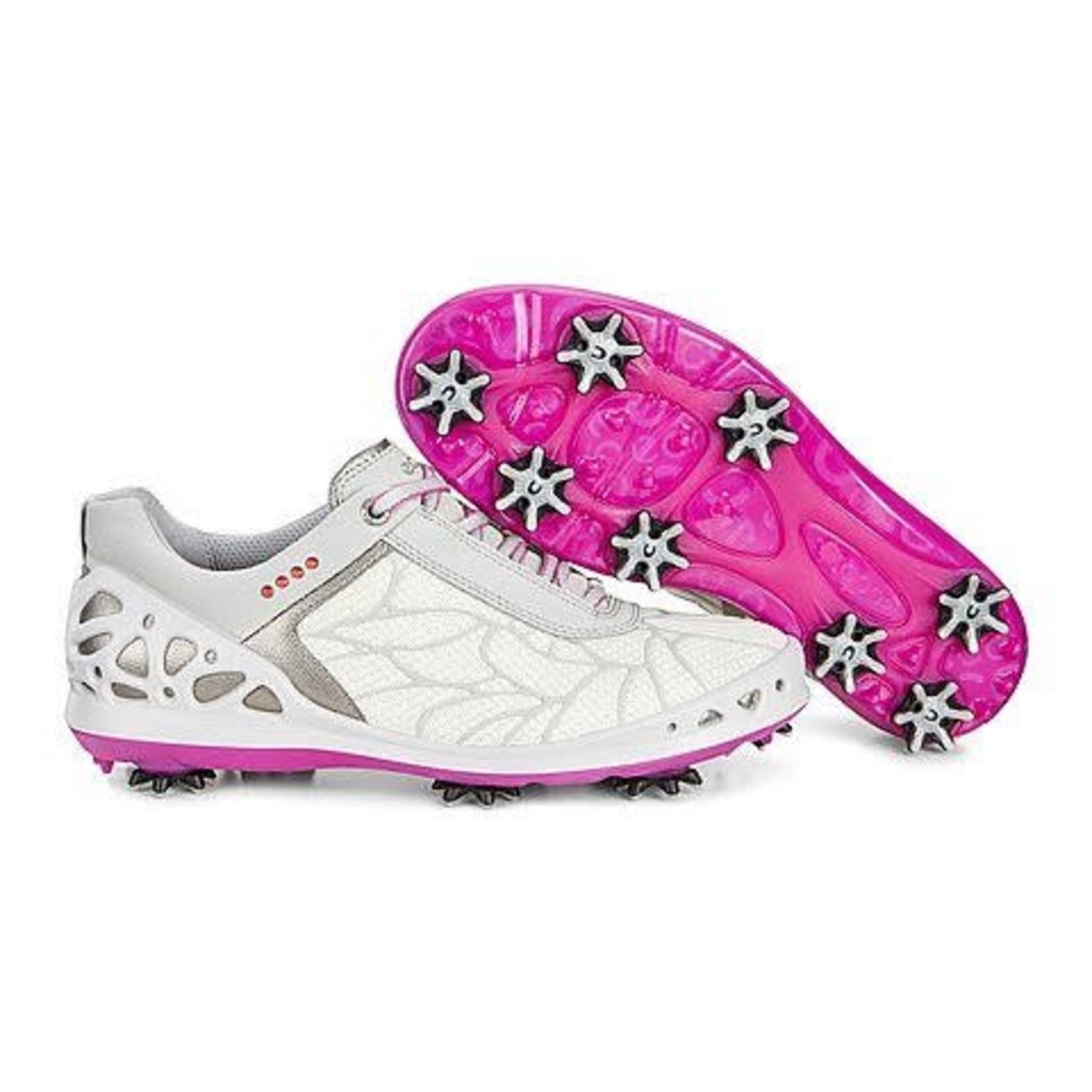 Ecco Ecco Women's Golf Cage Evo Wit/Rose 35