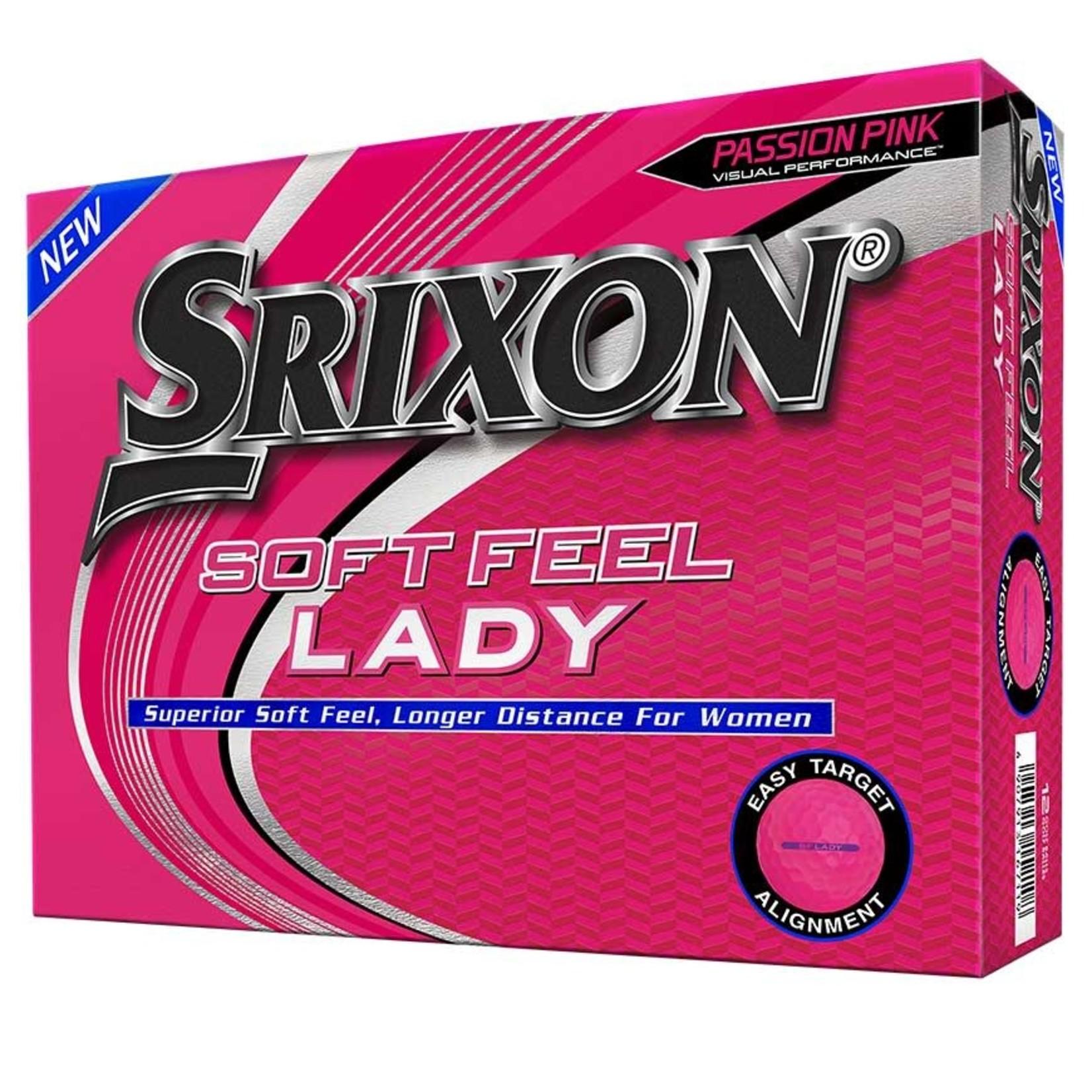 Srixon Srixon SoftFeel Lady Pink