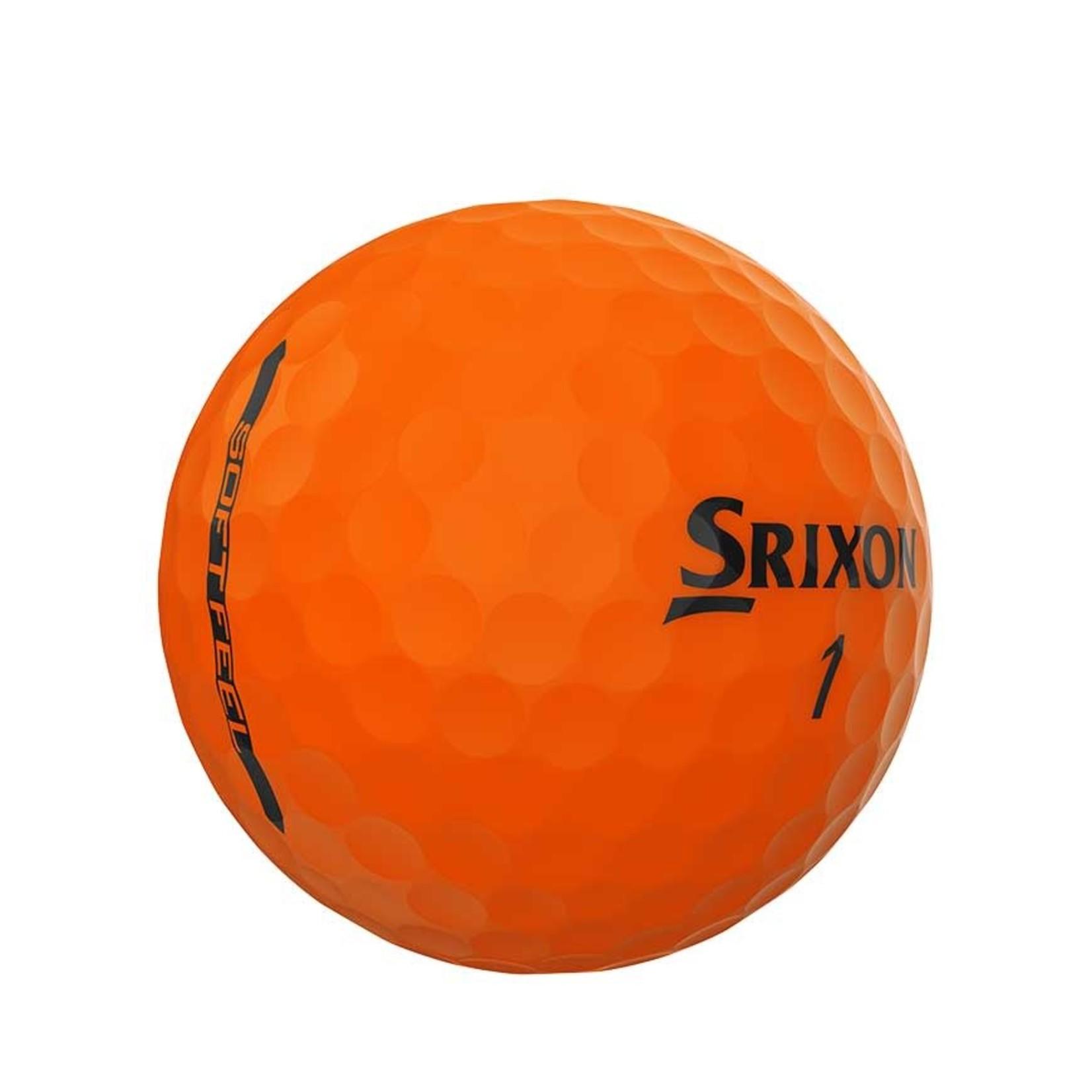 Srixon Srixon SoftFeel Brite Orange