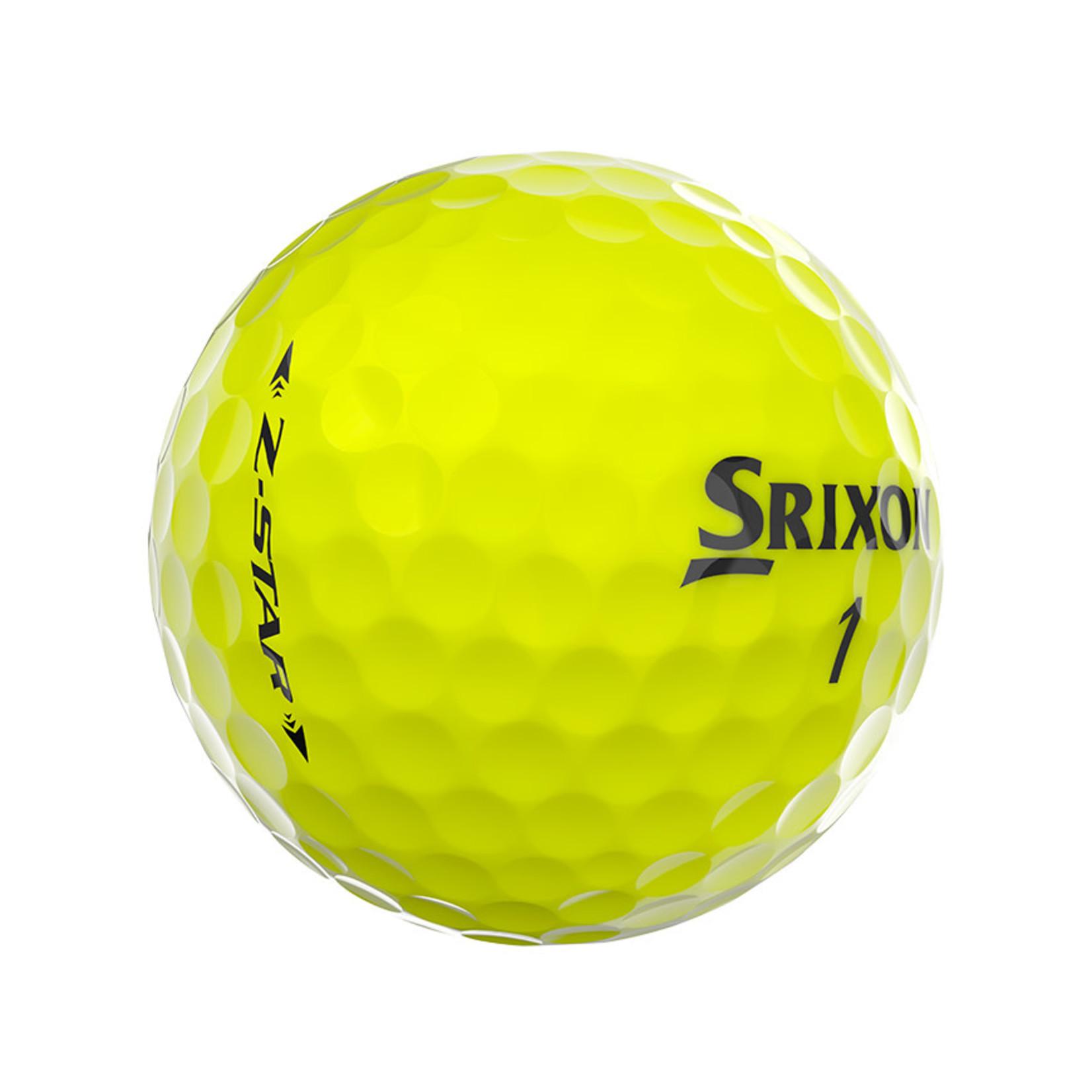 Srixon Srixon Zstar Yellow