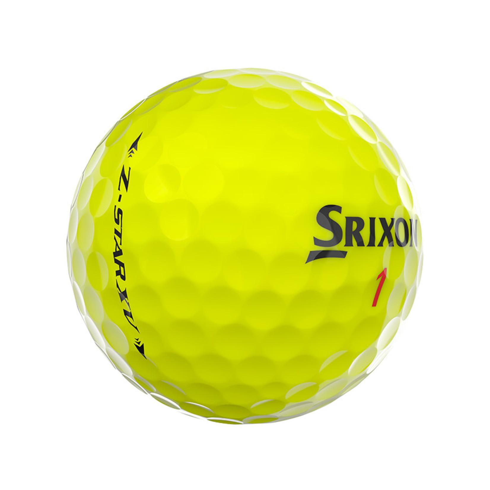 Srixon Srixon Zstar XV Yellow