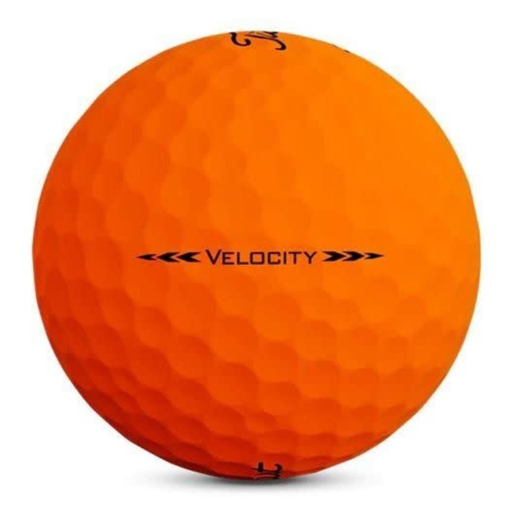 Titleist Titleist Velocity Orange