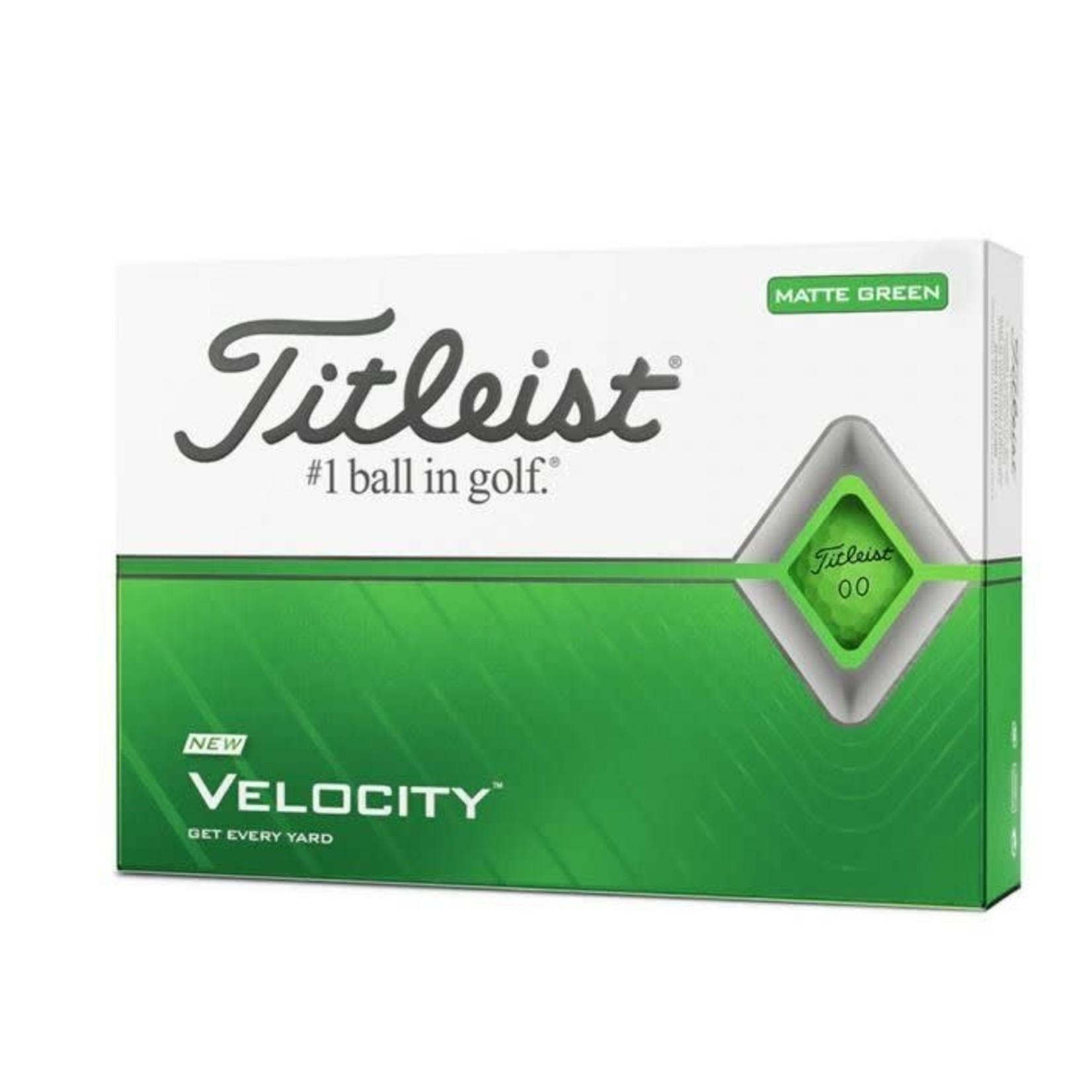 Titleist Titleist Velocity Green