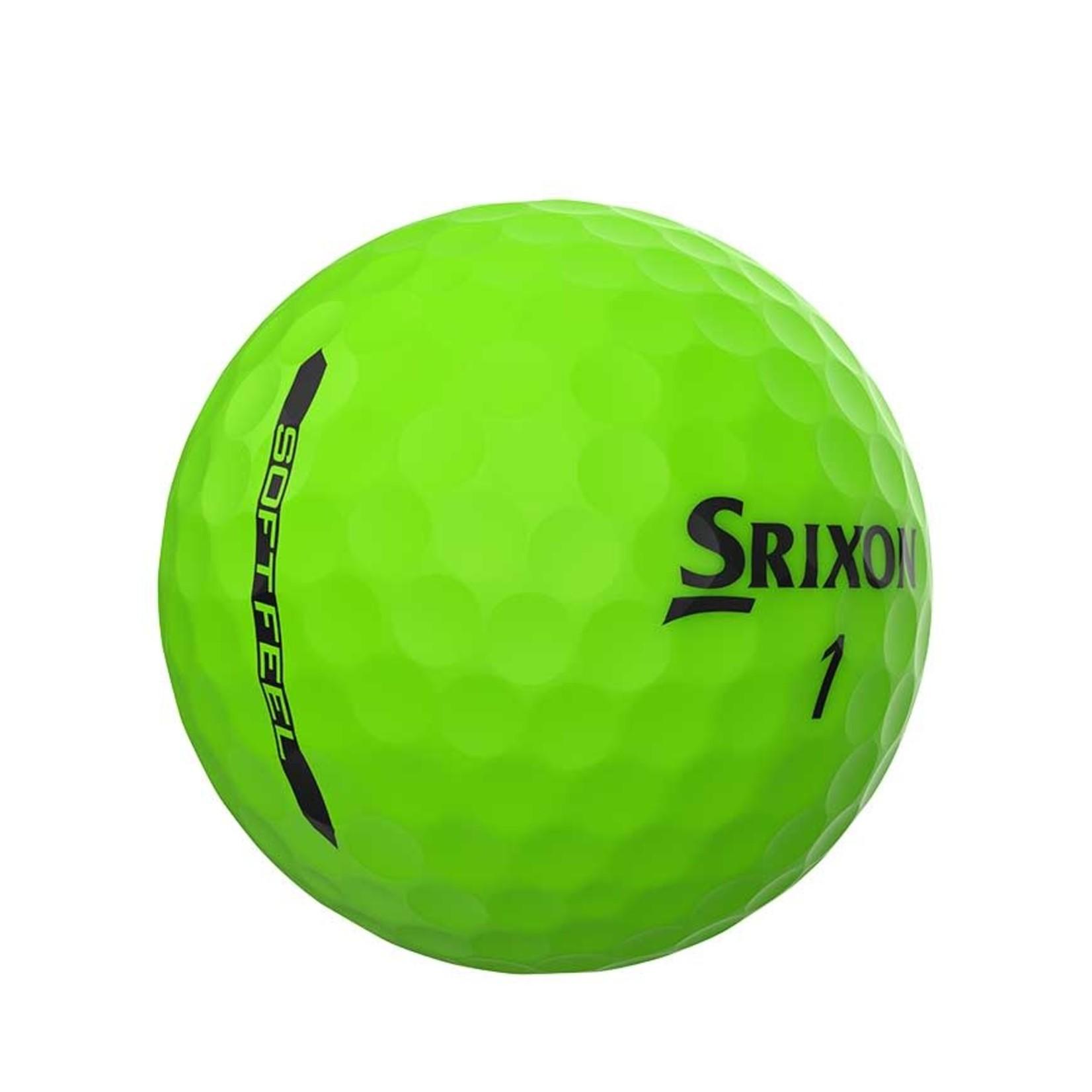 Srixon Srixon SoftFeel Brite Green