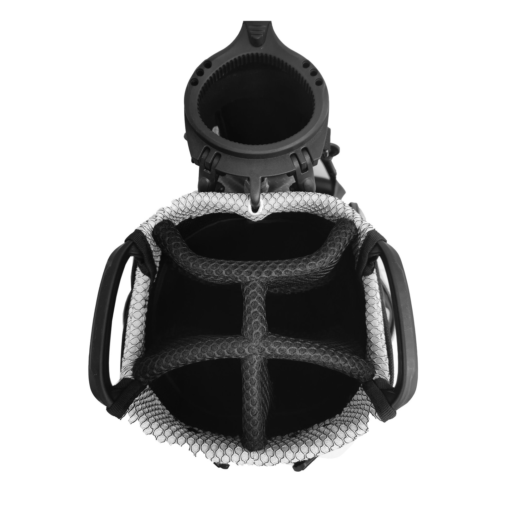 FastFold FastFold Hybrid  (2 -in-1) Cartbag Black/Grey