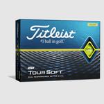 Titleist Titleist Tour Soft Yellow