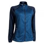 Backtee BackTee Ladies Thermal Jacket Navy XL