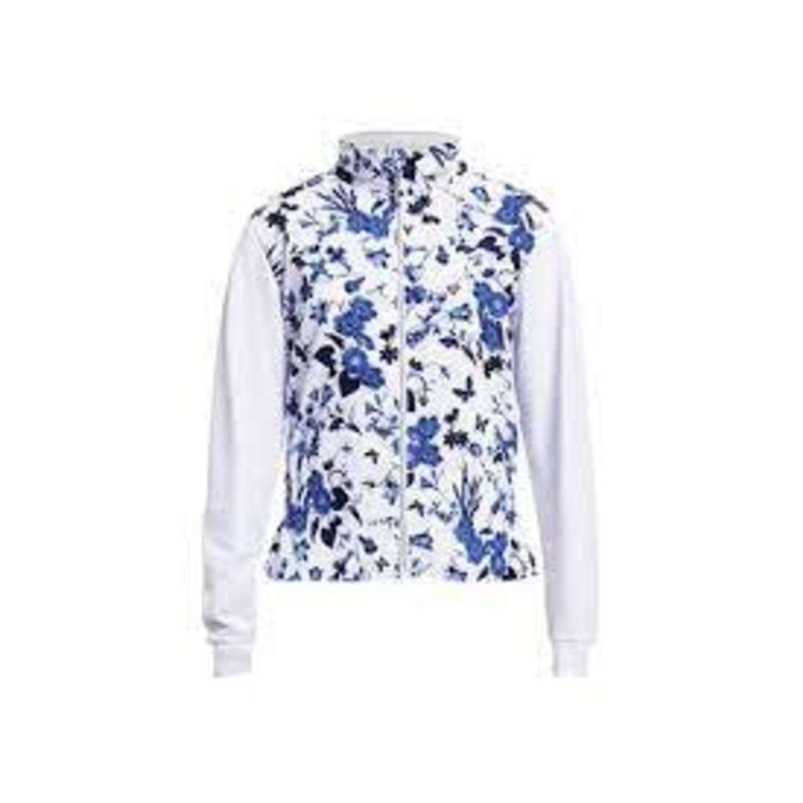 Rohnisch Rohnisch Cee Jacket - White Blue