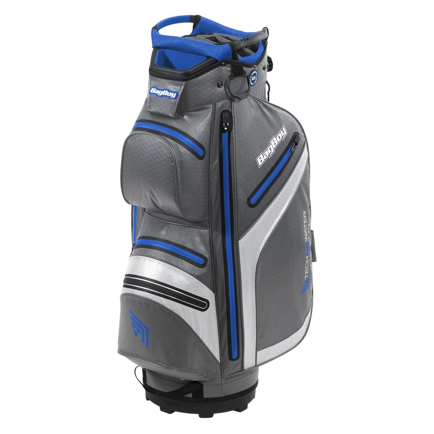BagBoy BagBoy DG Lite DRI TL Cartbag Charcoal/White/Cobalt