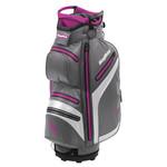 BagBoy BagBoy DG Lite DRI Cartbag Charcoal/White/Pink