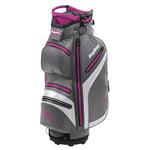 BagBoy BagBoy DG Lite DRI TL Cartbag Charcoal/White/Pink