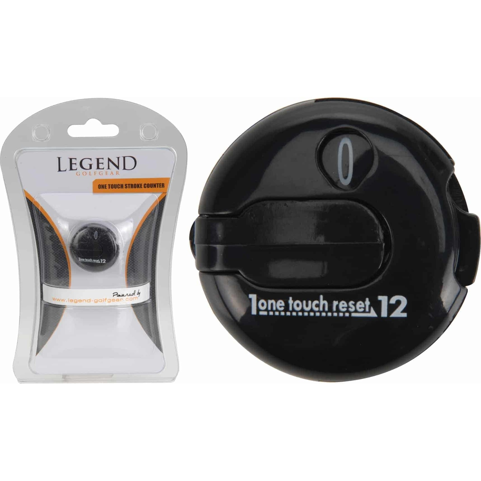 Legend Legend One Touch Stroke Counter