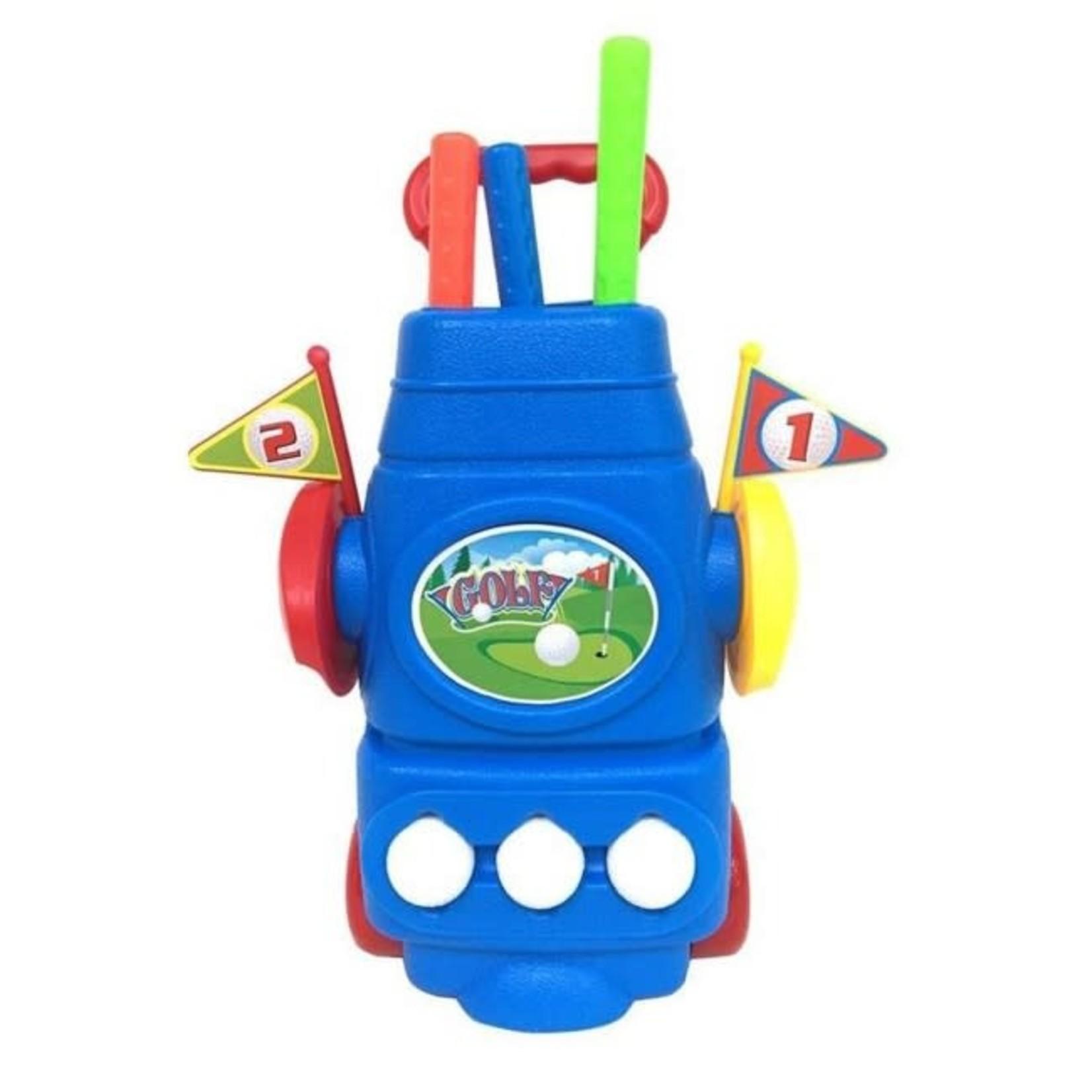 Golf Toy set 10pc