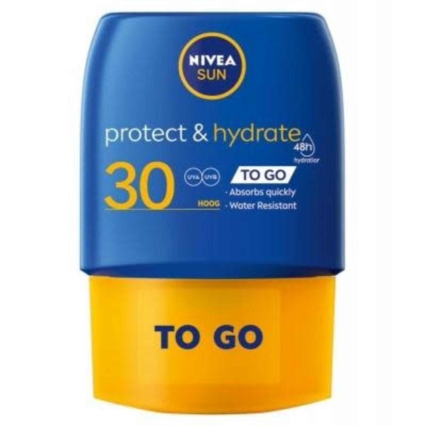 NIVEA SUN Zonnebrand - Pocket Size - SPF 30 - 50 ml