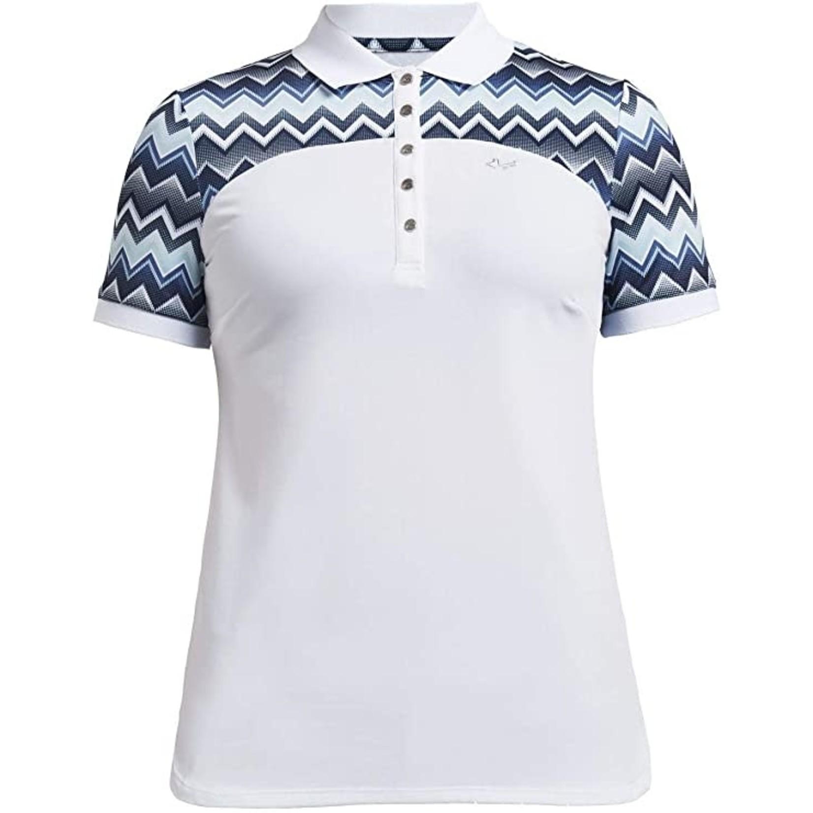 Rohnisch Rohnisch Element Block Poloshirt