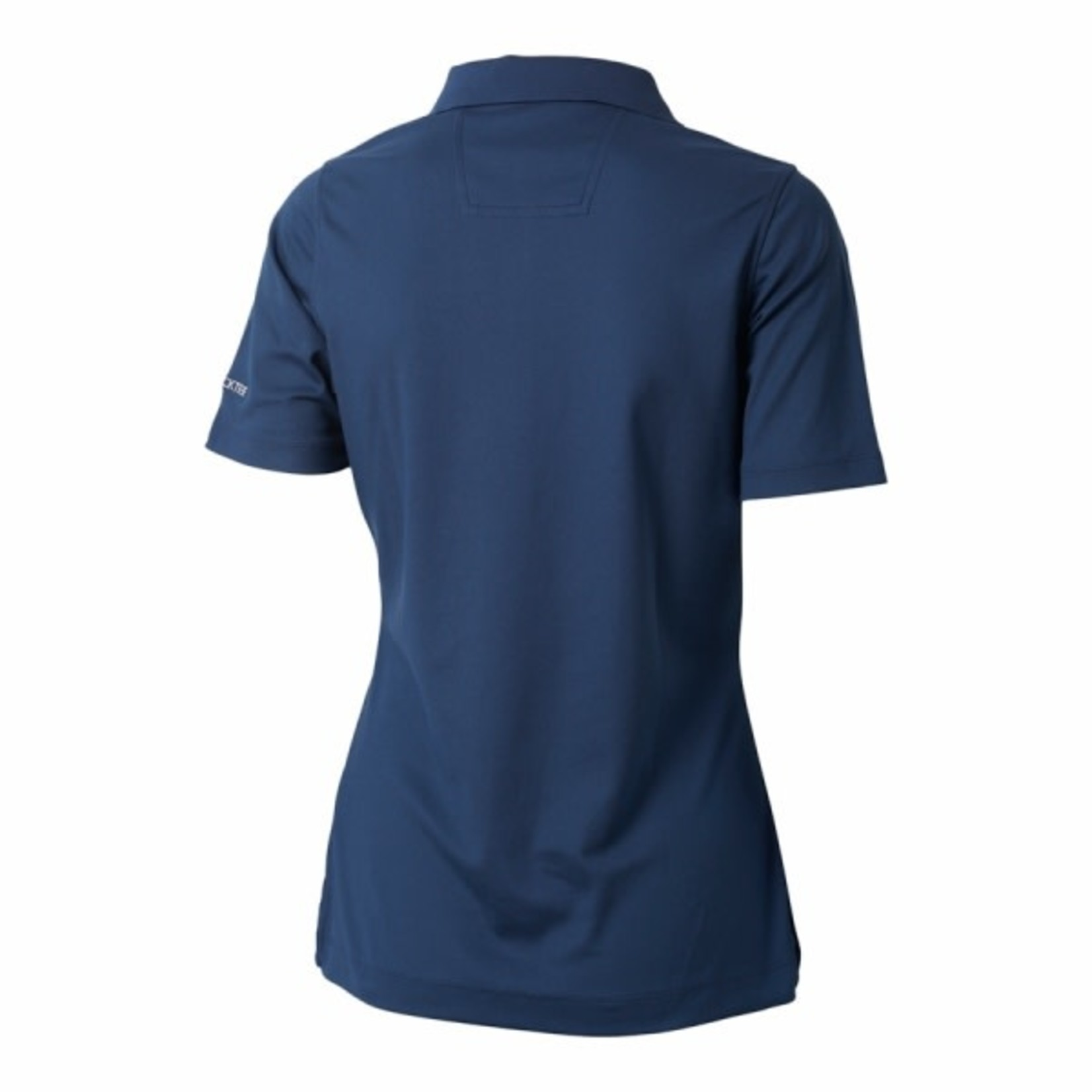 Backtee Backtee Ladies Quick Dry Perf Polo NAVY