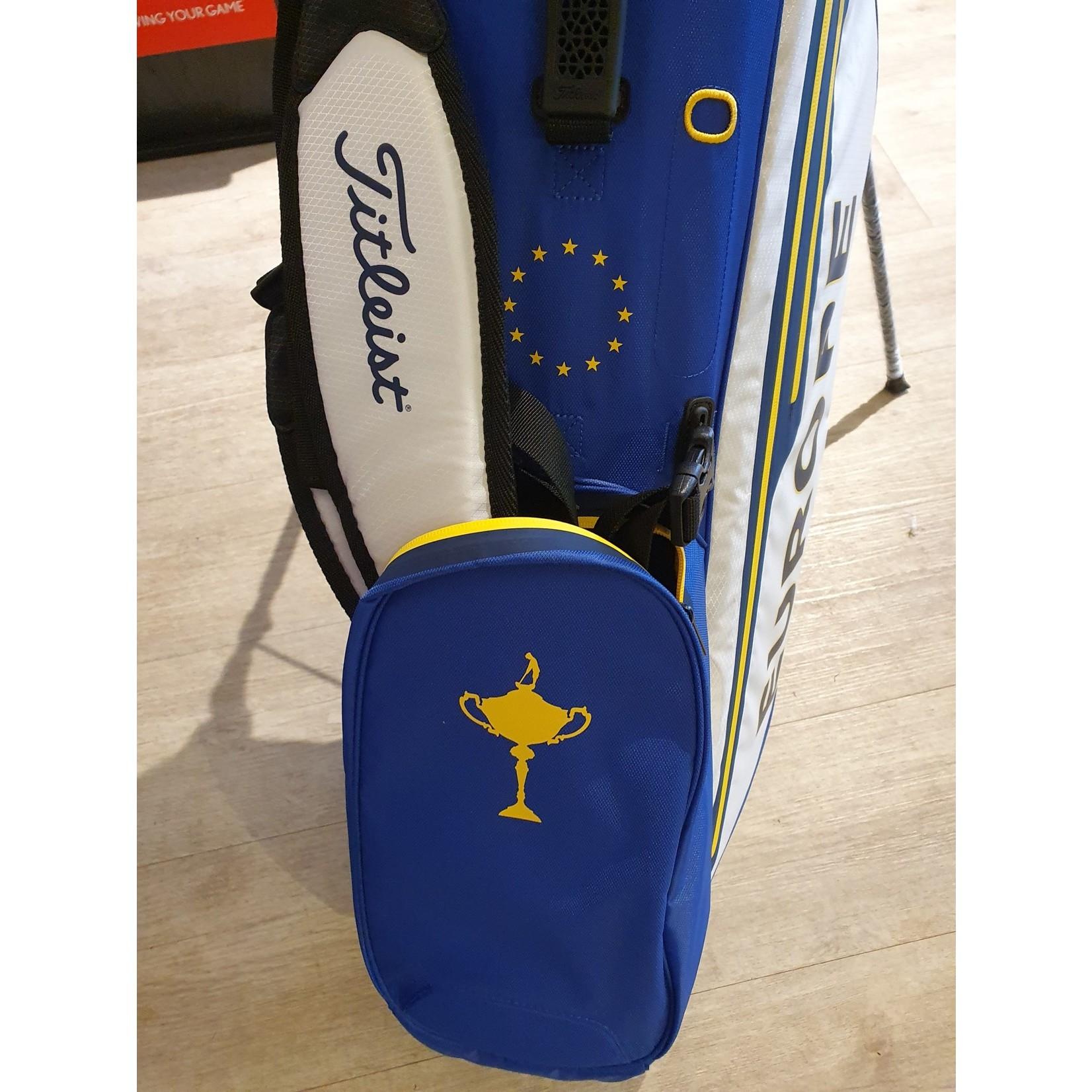 Titleist Titleist StaDry Players 4+ Carrybag Ryder Cup EUROPE