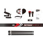 """Skymax Skymax S1 heren +1"""" STAAL complete set - met golftas"""