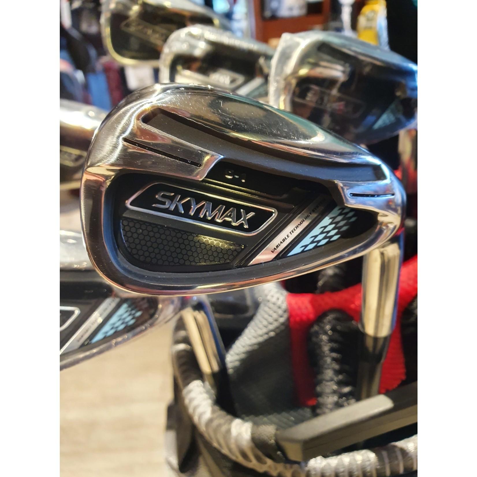 "Skymax Skymax S1 dames +1"" complete set - met golftas"
