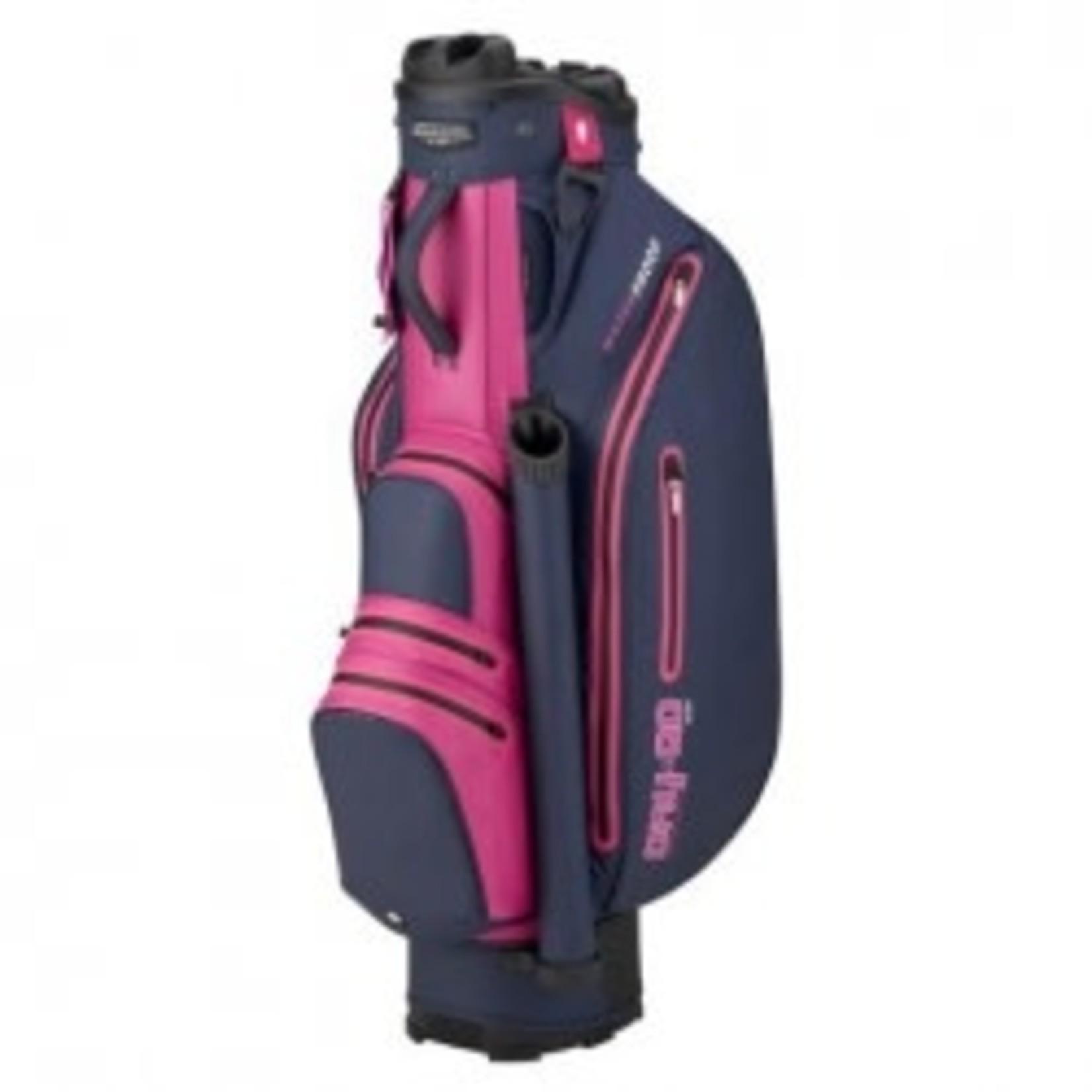 Bennington Bennington Dry QO DB Cartbag Navy/Purple/Pink