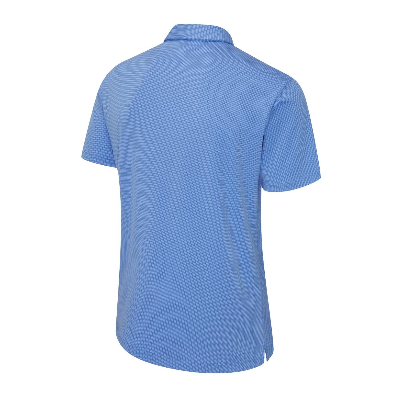 Ping Ping Preston Polo - Delph Blue Multi