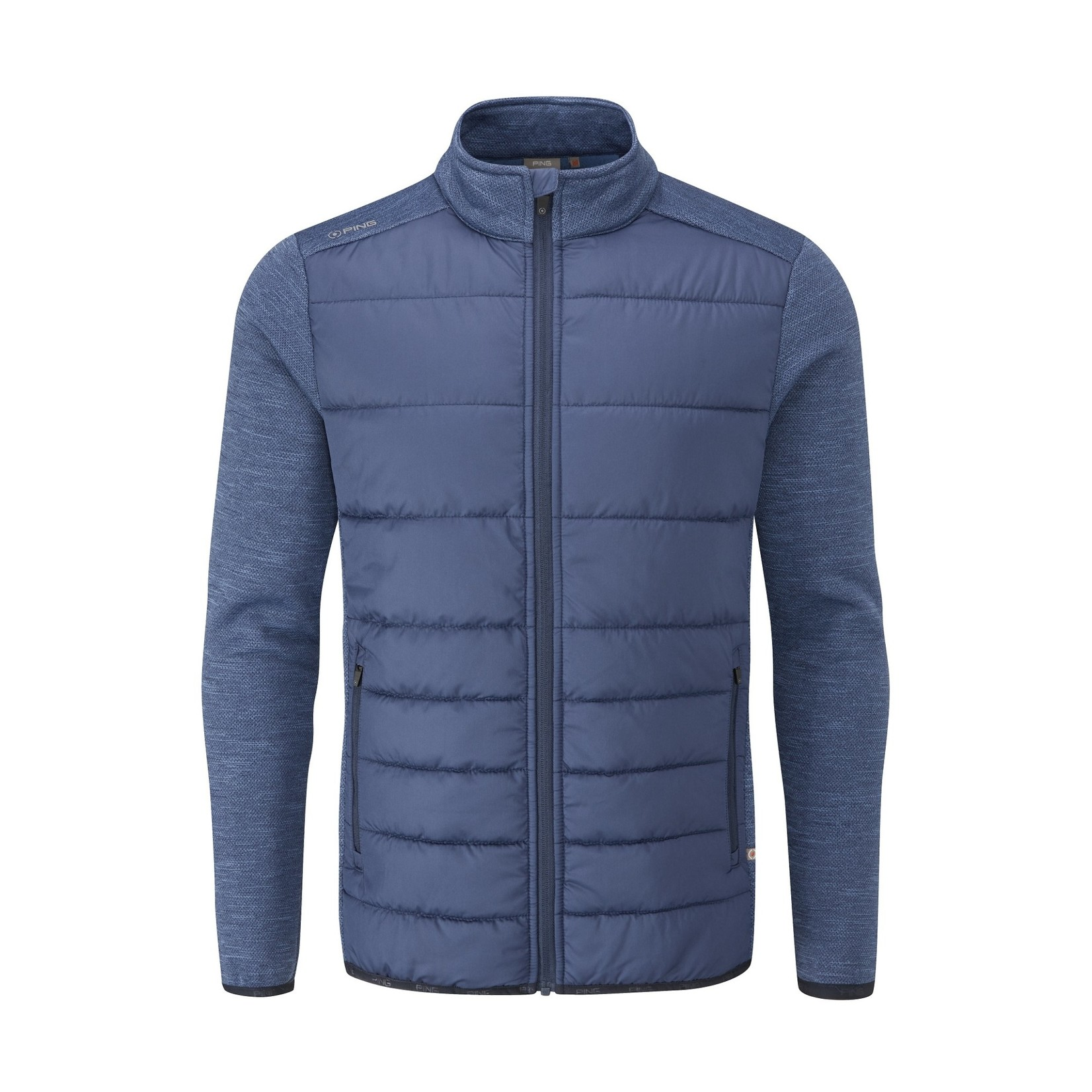 Ping Ping Dover Jacket - Oxford Blue