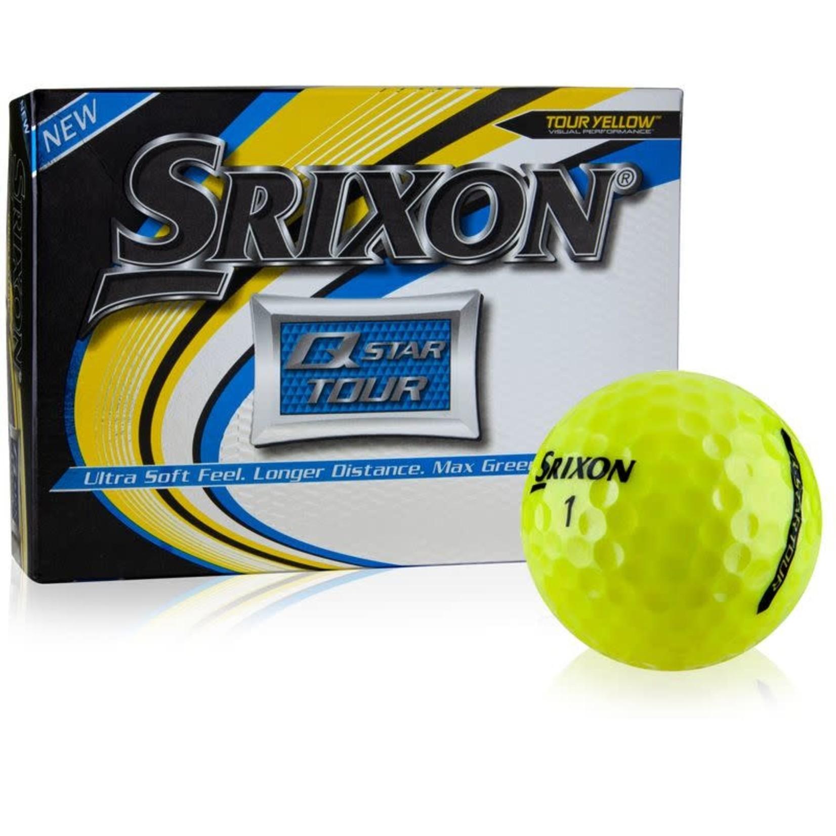 Srixon Srixon Q-star Tour yellow