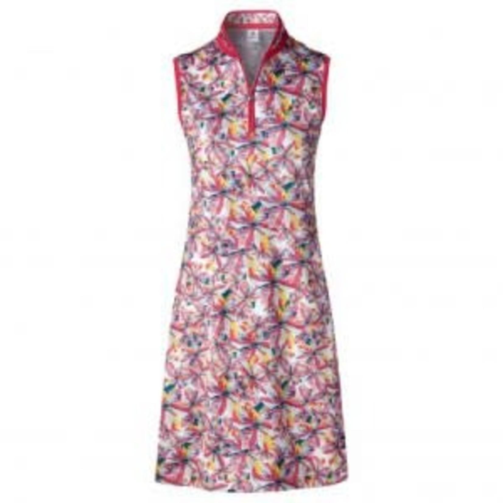 Daily Sports Daily Sport Rickie S/L Dress sangria XL