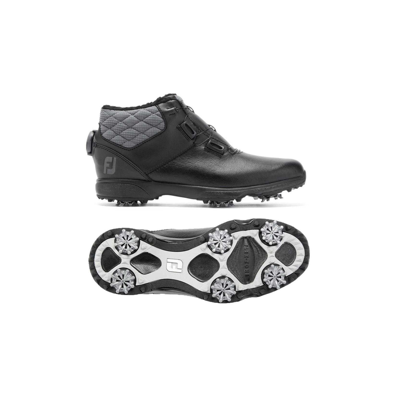 Footjoy Footjoy Boot Womens Black WIDE