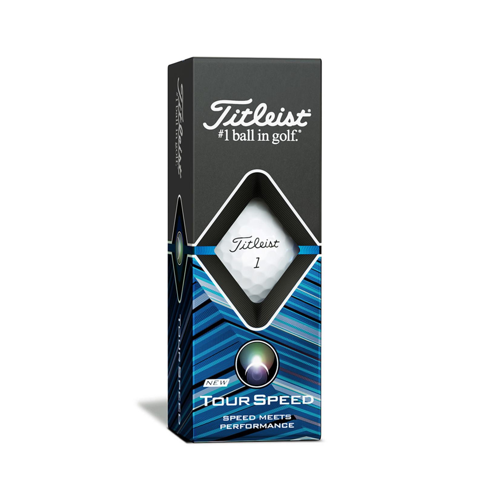 Titleist Titleist Tour Speed sleeve (3 balls)