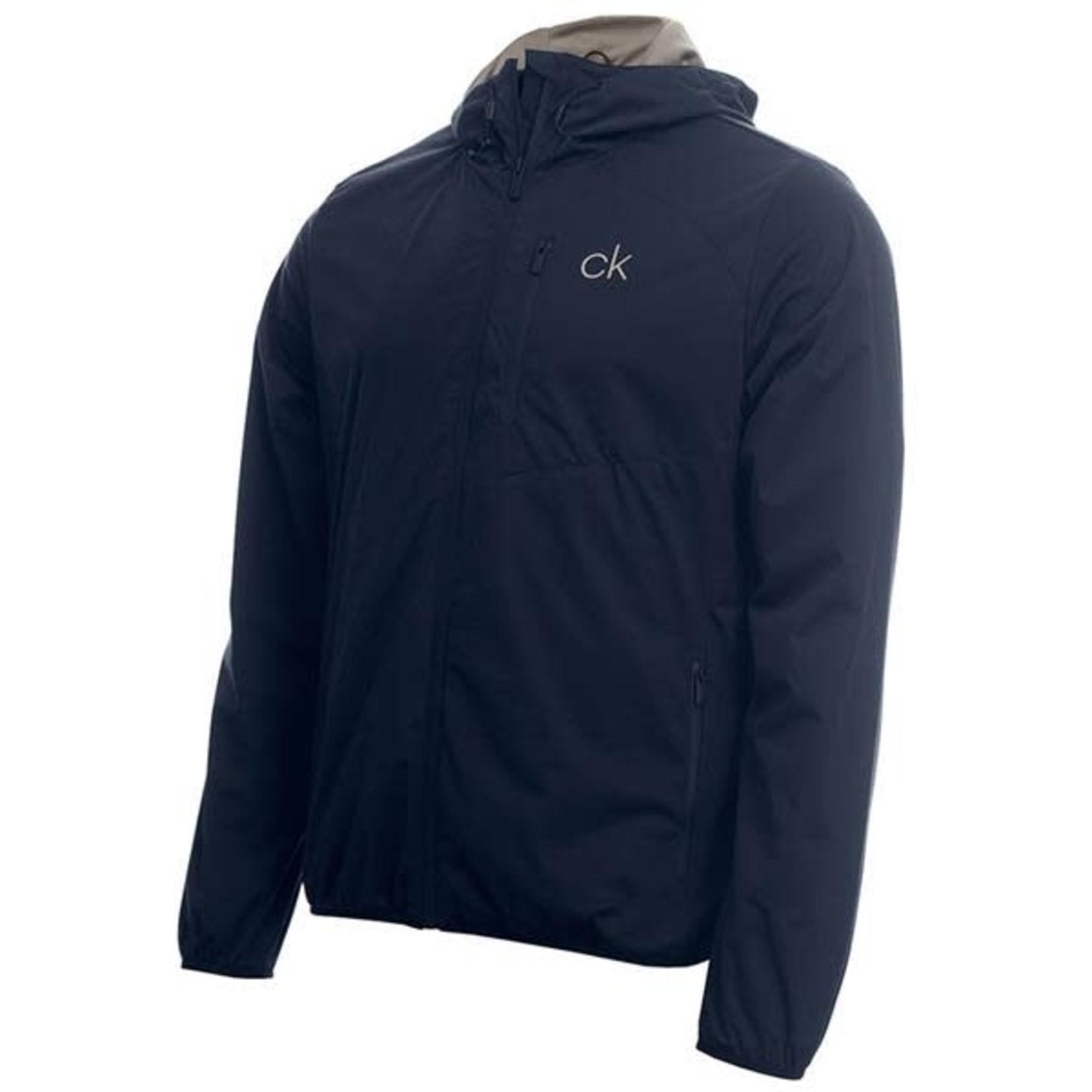 Calvin Klein Calvin Klein Ultron Hooded Jacket - Navy