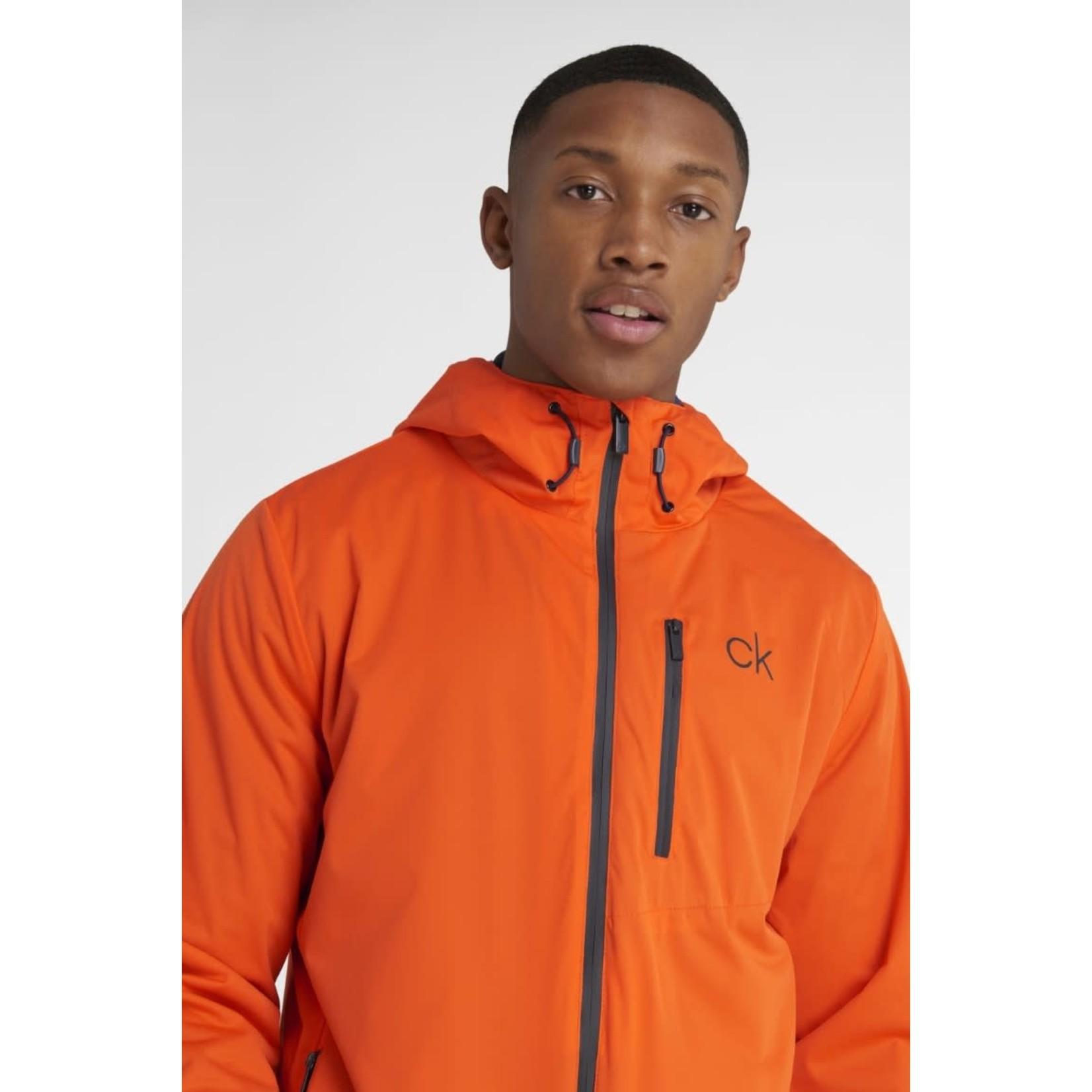 Calvin Klein Calvin Klein Ultron Hooded Jacket - Blaze