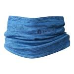 Backtee Backtee  Melange Snood MALIBU BLUE