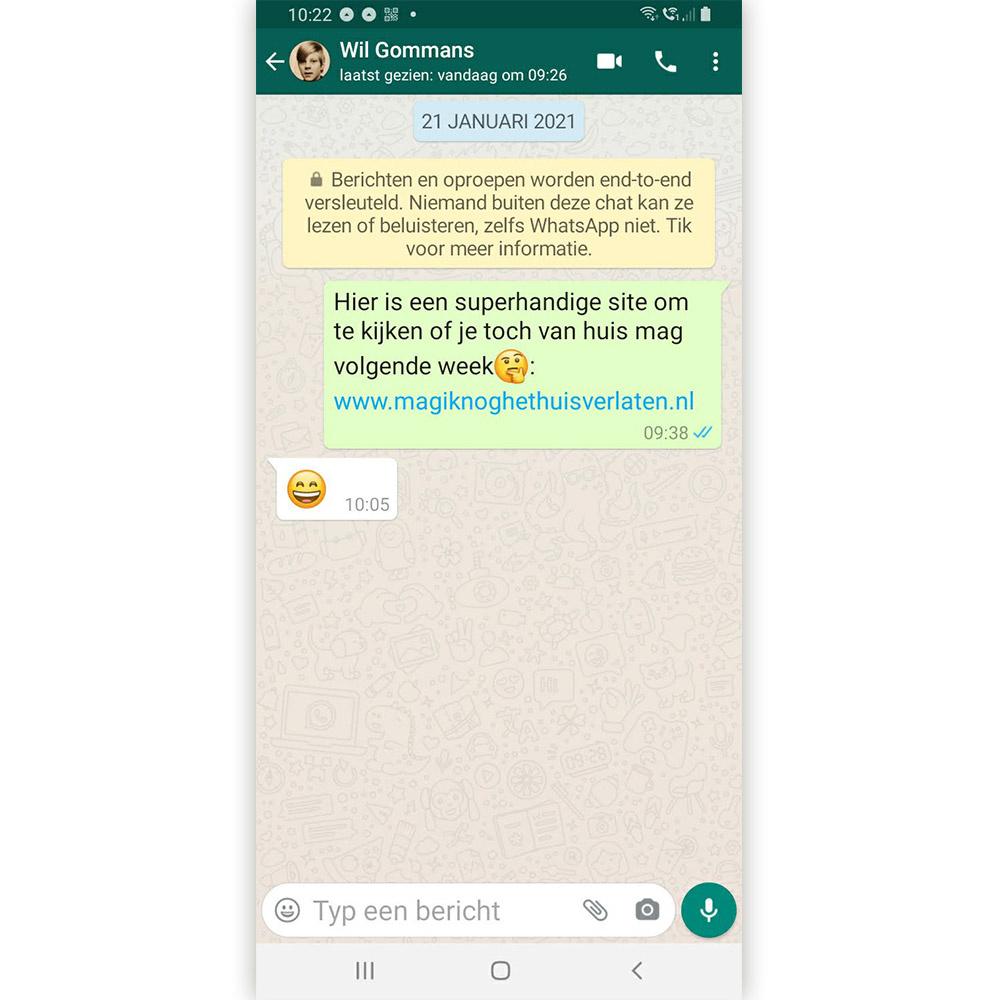 COVID lockdown humor Whatsapp