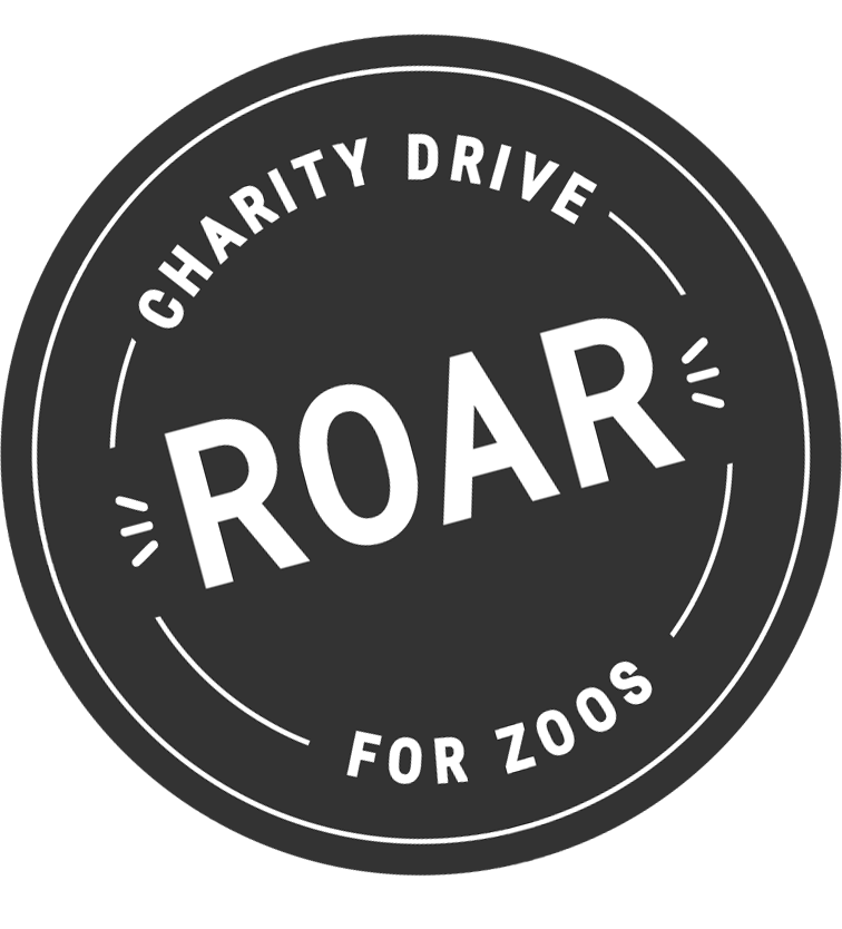 Thelionin.me Charity Drive ROAR for zoos