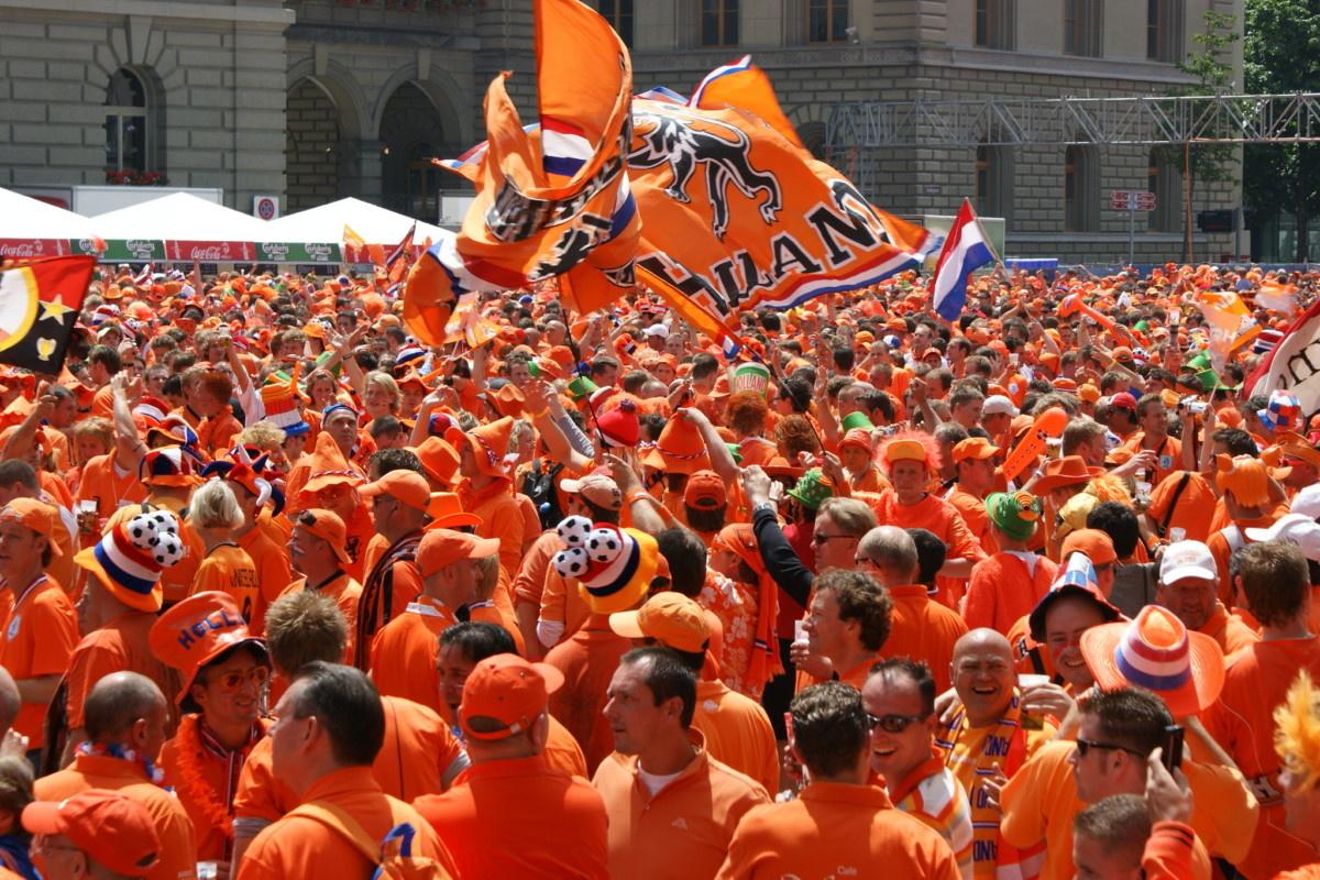 BRUL voor Holland en Oranje