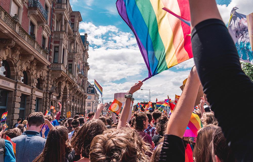 Unitedfor.love #gaypride Amsterdam