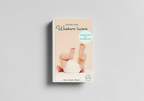 Starten met wasbare luiers | E-book